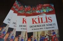ACıMASıZ - 'Kilis Demokrasi Nöbeti' Kitabı Çıktı