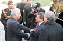 MURAT ZORLUOĞLU - KKTC Bayındırlık Ve Ulaştırma Bakanı Kemal Dürüst Elazığ'da