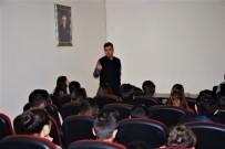 İŞ GÜVENLİĞİ UZMANI - Körfez Belediyesi'nden Stajyerlere Eğitim