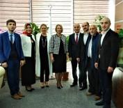 GENÇLİK MECLİSİ - Körfez Kent Konseyi, Sibel Moralı'yı Ziyaret Etti