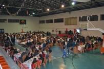 TÜRK HALK MÜZİĞİ - Kulu'da 24 Kasım Öğretmenler Günü Törenle Kutlandı