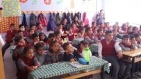 İLKÖĞRETİM OKULU - Kulu'da Jandarmadan Okul Öğrencilerine Trafik Eğitimi