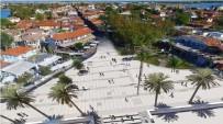 YÜRÜYÜŞ YOLU - Manavgat 'Ta 'Antik Side Kentsel Tasarım Projesi'