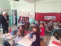 KıLıÇARSLAN - Marmarabirlik'ten 25 Bin Öğreciye Pepe'li Zeytin