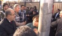MALIYE BAKANLıĞı - Meclis Önünde Arbede Açıklaması 3 Gözaltı