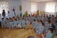 DIŞ HEKIMI - Medova'dan Çocuklara Diş Sağlığı Eğitimi