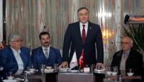 MEHMET AKıN - MHP'li Akçay Açıklaması 'Çırağın İşi Ustasının Çekici Vurduğu Yere Balyozu İndirmektir'