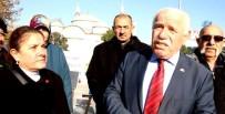 RESIM SERGISI - MHP'li Kadınlardan Türkmen Mezalimi Sergisi