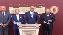SÜRÜCÜ KURSU - Milletvekili Ilıcalı, Trafik Güvenliği Konusunda Siyasi Partileri Bir Araya Getirdi
