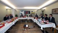 CEVDET CAN - OKA Ve YHKB Toplantıları Amasya'da Yapıldı