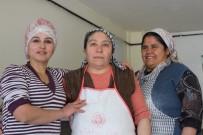 AYŞE KILIÇ - Kadınlar Yaptıkları Günlerde Topladıkları Paralarla İş Yeri Açtı