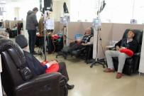 KEMOTERAPI - Kanser Hastaları ERÜ'de Robotik Sistemle Kemoterapi Alıyor
