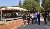 KıLıÇARSLAN - Park İncirliova, Aydın'ın İncisi Olacak