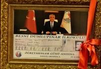 EĞİTİM ÖĞRETİM YILI - Rektör Bilgiç'e 'İlkokul Karnesi' Sürprizi
