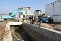 SOMA - Soma'da Döşeme Deresi Artık Taşmayacak