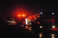 Suriye Sınırındaki Yangın Türkiye'ye Sıçradı