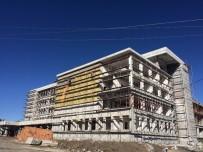 KAPALI ALAN - Tatvan Belediyesine Yeni Hizmet Binası