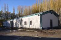AMELİYAT MASASI - Tatvan'da Yeni Bir Hayvan Rehabilitasyon Merkezi Kuruldu