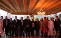 MEHMET SIYAM KESIMOĞLU - Trakya Bölgesi Turizm Paydaşlarının Ortak Turizm Rotaları Ve Ortak Tanıtıma Yönelik İşbirliği Platformu