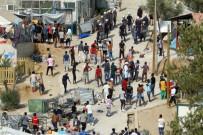 YAŞAM ŞARTLARI - 'Türkiye İle Anlaşma Çökerse Günde 4 Bin Mülteci Gelir'