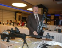 KESKİN NİŞANCI - Türkiye'nin İlk Milli Piyade Tüfeği MPT-76 Tokat'ta Görücüye Çıktı
