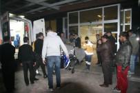 YARALI ASKERLER - Yaralı Askerler Kilis'e Getirildi