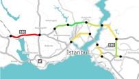 YANDEX - Yavuz Sultan Selim Köprüsü'nün Açılmasıyla Diğer Köprülerde Trafik Azaldı