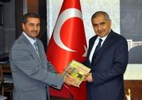 AYDIN VALİSİ - Yazar Bekir Aygül, Vali Koçak'a Kitaplarını Takdim Etti