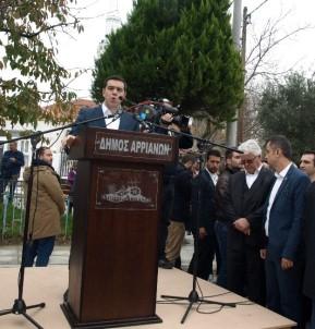Yunanistan Başbakanı Çipras: 'Anneannem Trakyalı'