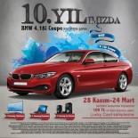 ÇEKİLİŞ - 10. Yıl Hediye Lüks Otomobil