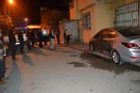 OLAY YERİ İNCELEME - Adana'da Araç Kundaklama İddiası