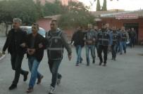 ŞAFAK VAKTI - Adana Polisinden Aranan Şahıslara Yönelik Operasyon Açıklaması 9 Gözaltı