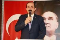 ANAYASA TASLAĞI - AK Parti İl Başkanı Göksel Açıklaması 'Hedeflerimizden Alıkoyamazlar'