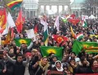 PKK TERÖR ÖRGÜTÜ - Alman yargısının kararı terör örgütü yandaşlarınca alkışlandı