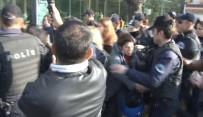 ARBEDE - Ankara'da Arbede Açıklaması 11 Gözaltı