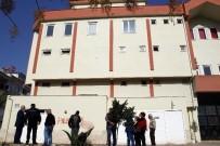 CEMEVI - Antalya'da Cemevi Duvarındaki Çirkin Yazılar Polisi Harekete Geçirdi