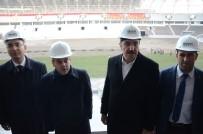 AKİF ÇAĞATAY KILIÇ - Bakan Çağatay Kılıç Ve Bülent Tüfenkci Malatya'daki Spor Tesislerini İnceledi