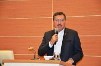 HAMDOLSUN - Bakan Tüfenkci, MTSO Meclis Toplantısına Katıldı