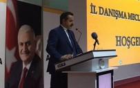EVLERE ŞENLIK - Bakandan AP'ye Sert Sözler