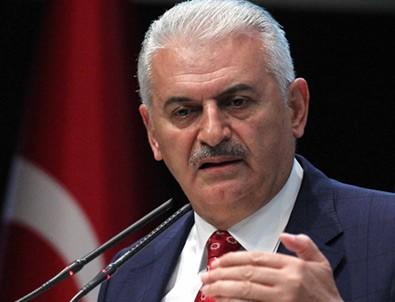 Başbakan'dan AP'nin kararına sert tepki