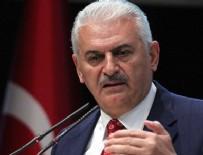 AVRUPALı - Başbakan'dan AP'nin kararına sert tepki