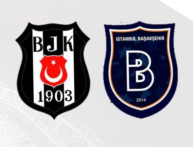 Beşiktaş 1-1 Medipol Başakşehir
