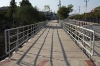 BAŞÖĞRETMEN - Büyükşehir'den Yeni Yazlık Bölgesine Yürüyüş Yolu