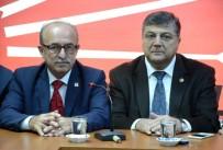 SINIR GÜVENLİĞİ - CHP Genel Sekreteri Sındır Açıklaması 'Bu Ülkede Kardeş Kardeşin Kanına Kıymasın'