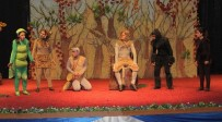 ÇOCUK TİYATROSU - Çocuklara Çevre Bilinci Tiyatro İle Aşılandı