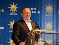 GÖKÇEN ÖZDOĞAN ENÇ - Dışişleri Bakanı Çavuşoğlu Açıklaması 'Avrupa'nın Bugün En Büyük Sorunu Hoşgörüsüzlüktür'