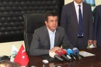 AHMET ALTIPARMAK - Ekonomi Bakanı Zeybekci Açıklaması 'AP Kararının Piyasaya Spekülatif Amaçlı Olarak Bir Etkisi Olur, Oldu Zaten'