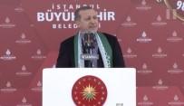 İFADE ÖZGÜRLÜĞÜ - Erdoğan'dan AP'ye Açıklaması Haddinizi Bilin!