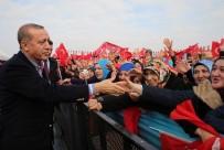 İFADE ÖZGÜRLÜĞÜ - Erdoğan'dan Avrupa Parlamentosu'na Açıklaması 'Haddinizi Bilin'