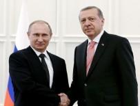 VLADIMIR PUTIN - Erdoğan'dan kritik telefon